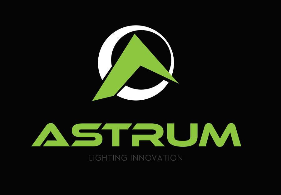 Inscrição nº 275 do Concurso para Astrum logo