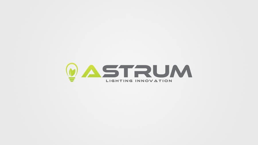 Bài tham dự cuộc thi #368 cho Astrum logo