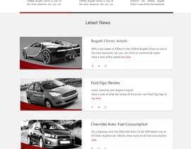 dnljhn tarafından Re-design 2 website landing pages (Netcars Search page) için no 16