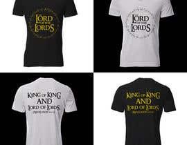 AvishekM tarafından Design a T-Shirt - The Lord of the Ring Style için no 39