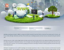 #18 para Design Worldium.com Landing Page por TemplateDigitale