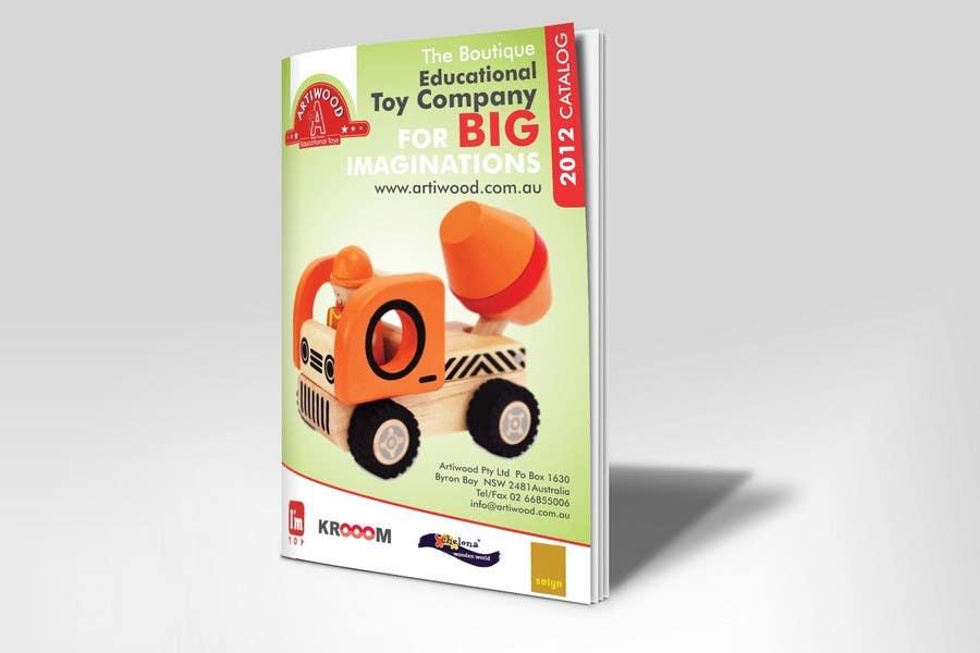 Inscrição nº                                         38                                      do Concurso para                                         Advertisement Design for Artiwood Educational Toys (A4)