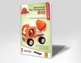 #38 untuk Advertisement Design for Artiwood Educational Toys (A4) oleh StrujacAlexandru