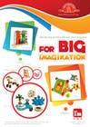 Graphic Design Inscrição do Concurso Nº9 para Advertisement Design for Artiwood Educational Toys (A4)