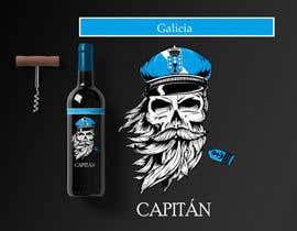 rebces tarafından Galicia Captain (Spanish Wine) - Capitán Galicia (Vino Español) için no 86