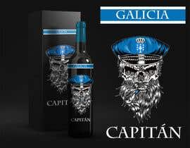 rodcomics tarafından Galicia Captain (Spanish Wine) - Capitán Galicia (Vino Español) için no 76