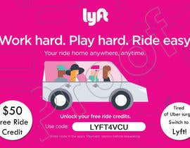 toririn tarafından alter a Lyft postcard design - make it better için no 4