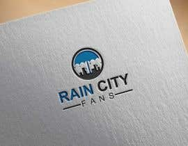 wahed14 tarafından Rain City Fans Logo için no 21