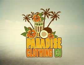 #63 para Design a Logo for Paradise Clothing Co por salutyte