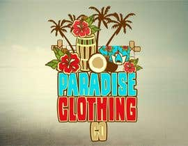 #86 for Design a Logo for Paradise Clothing Co by salutyte