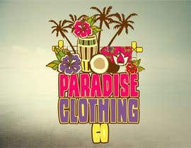 #91 para Design a Logo for Paradise Clothing Co por salutyte
