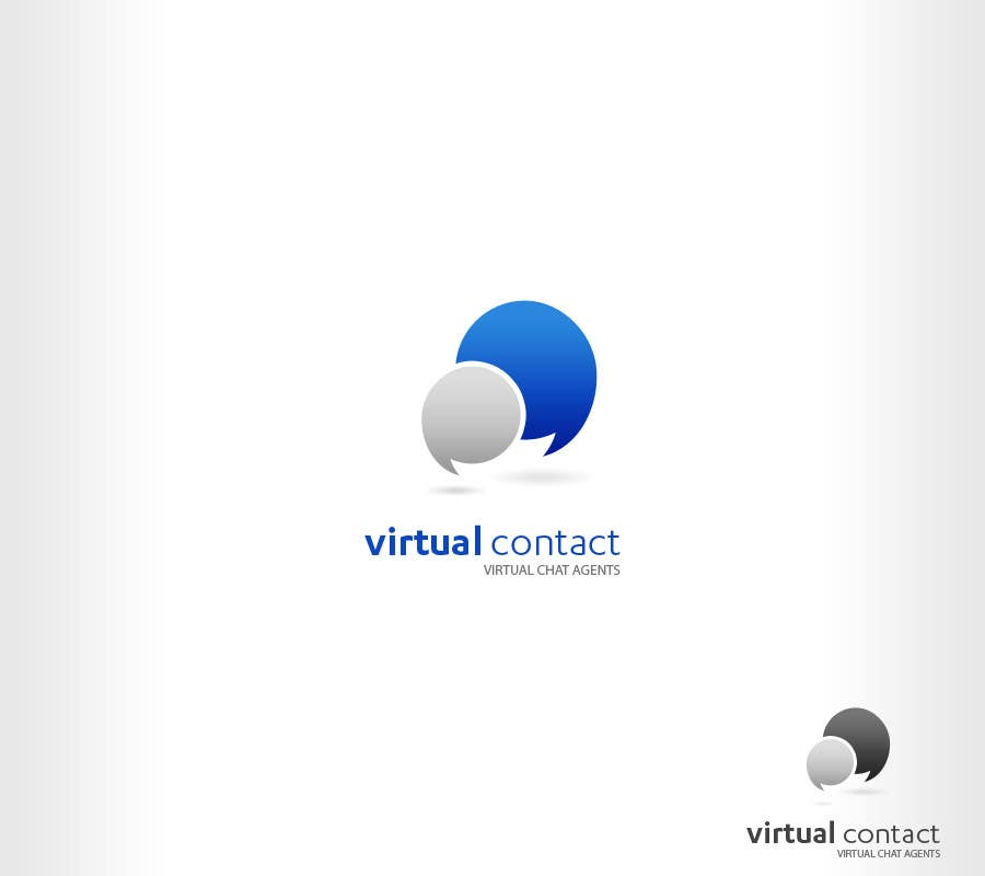 #7 for Virtual Contact by creativeideas83