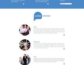#14 cho Re-Design a Wordpress Mockup bởi michaeldaks