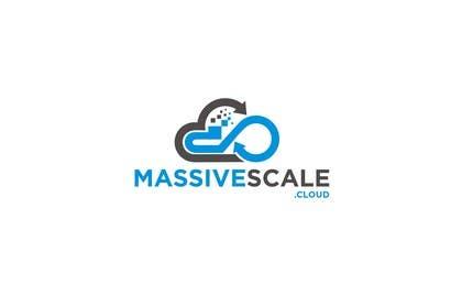 Press1982 tarafından Design a Logo for massivescale.cloud için no 525