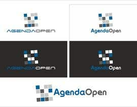 #93 for Logo for Agenda Open by carlosmedina78