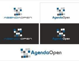 nº 93 pour Logo for Agenda Open par carlosmedina78