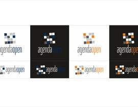 nº 205 pour Logo for Agenda Open par carlosmedina78