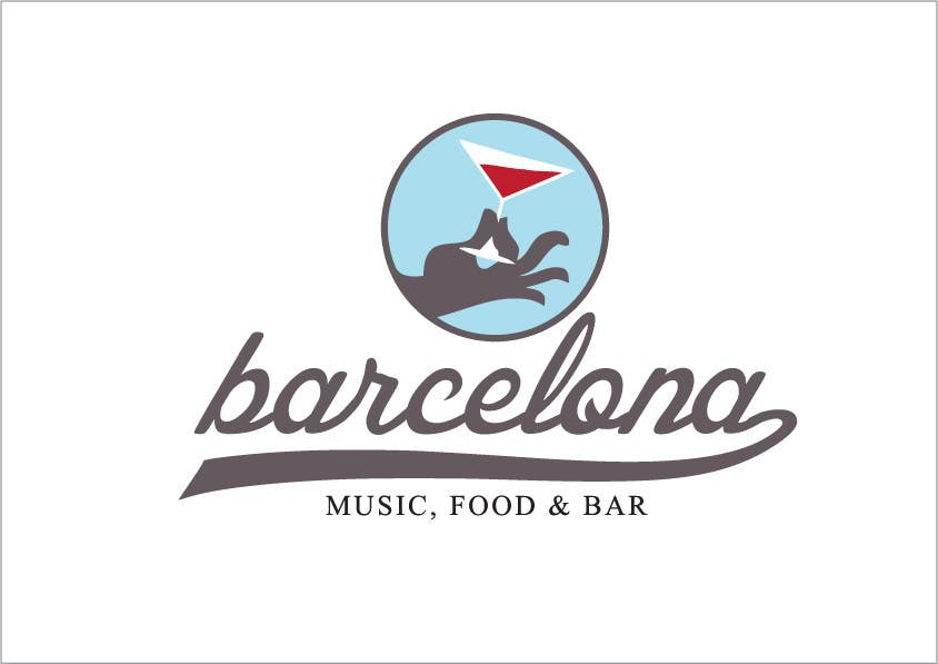 #43 for Design a Logo for a new BAR by Mubeen786