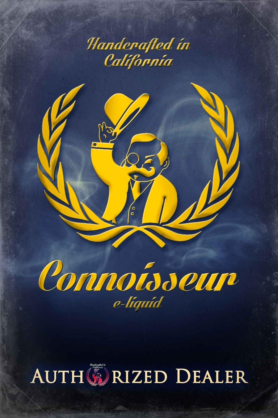 Bài tham dự cuộc thi #34 cho Poster Design for Connoisseur eJuice