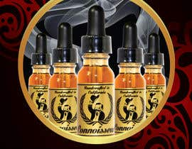 #38 cho Poster Design for Connoisseur eJuice bởi TheBrainwiz