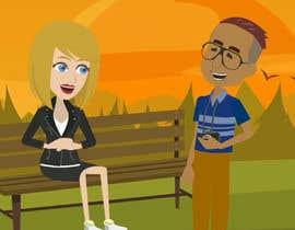 Duarias tarafından Create an Animation for Gift sending web app için no 3