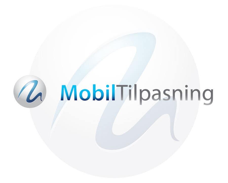 Penyertaan Peraduan #                                        282                                      untuk                                         Logo Design for www.MobilTilpasning.no