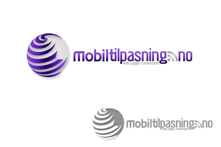 Penyertaan Peraduan #                                        283                                      untuk                                         Logo Design for www.MobilTilpasning.no