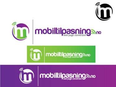 rraja14 tarafından Logo Design for www.MobilTilpasning.no için no 246