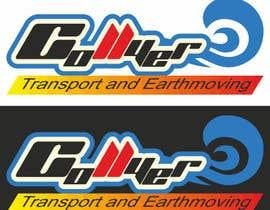 Nro 48 kilpailuun Design a Logo for Collyer Transport and Earthmoving käyttäjältä moilyp
