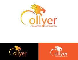 Nro 66 kilpailuun Design a Logo for Collyer Transport and Earthmoving käyttäjältä wastrah