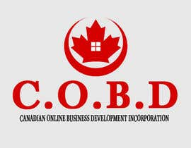 #7 for Design a Logo for a Canadian Company COBD by sana1057