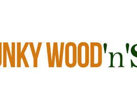 #7 for Design a Logo for Funky Wood 'n' Stuff by spy100