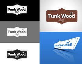 #1 para Design a Logo for Funky Wood 'n' Stuff por dreamst0ch