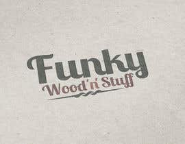 #20 para Design a Logo for Funky Wood 'n' Stuff por vladspataroiu