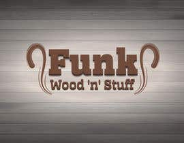#25 for Design a Logo for Funky Wood 'n' Stuff by grok13