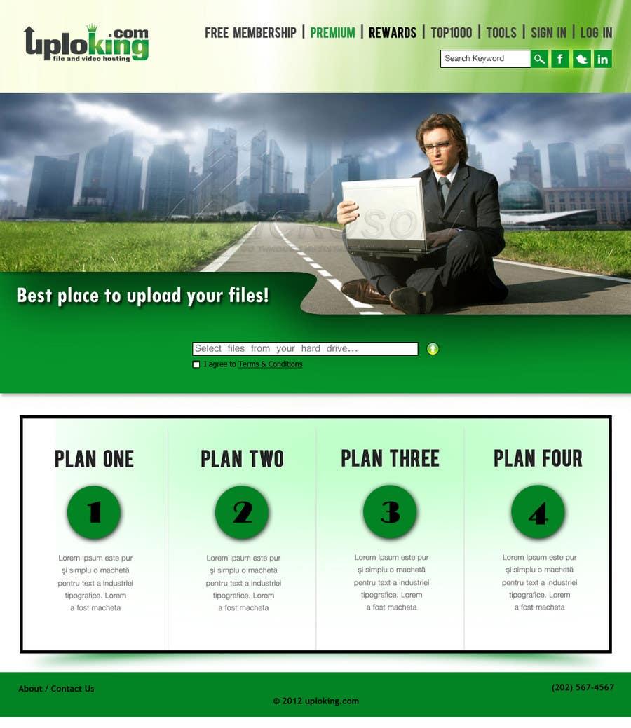 Contest Entry #                                        14                                      for                                         Website Design for Spec Host LTD