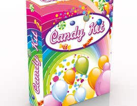 #23 cho Create Print and Packaging Designs for A New sweet Box called Candy Kit bởi bllgraphics
