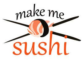 """#64 for Design a Logo for 'MAKE ME SUSHI"""" by MattGraphics"""
