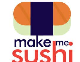"""#65 for Design a Logo for 'MAKE ME SUSHI"""" by MattGraphics"""
