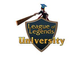 nº 25 pour Design a Logo for my League of Legends Website in Photoshop par SmartStyles