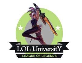 nº 23 pour Design a Logo for my League of Legends Website in Photoshop par Wagner2013