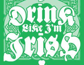 nº 14 pour Design a T-Shirt for St. Patty's Day par resistantdesign