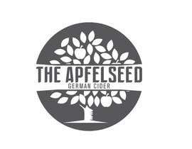 "dipenrautar tarafından ""The AppleSeed"" Cider Logo Design Contest için no 127"