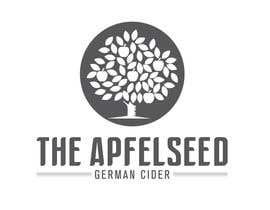 "dipenrautar tarafından ""The AppleSeed"" Cider Logo Design Contest için no 132"