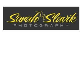 #38 para Design a Logo for Sarah Slavik Photography por robertmorgan46