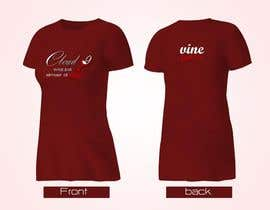 #35 for Design a T-Shirt for a Wine Bar by Edrid
