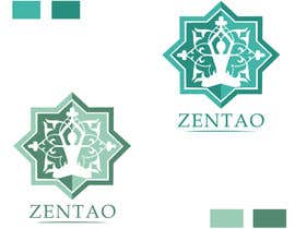 Nro 47 kilpailuun Design a Logo for  ZENTAO - repost käyttäjältä stamarazvan007