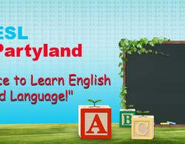 #12 para Social Graphic Design for ESLPartyLand.Com por creationz2011