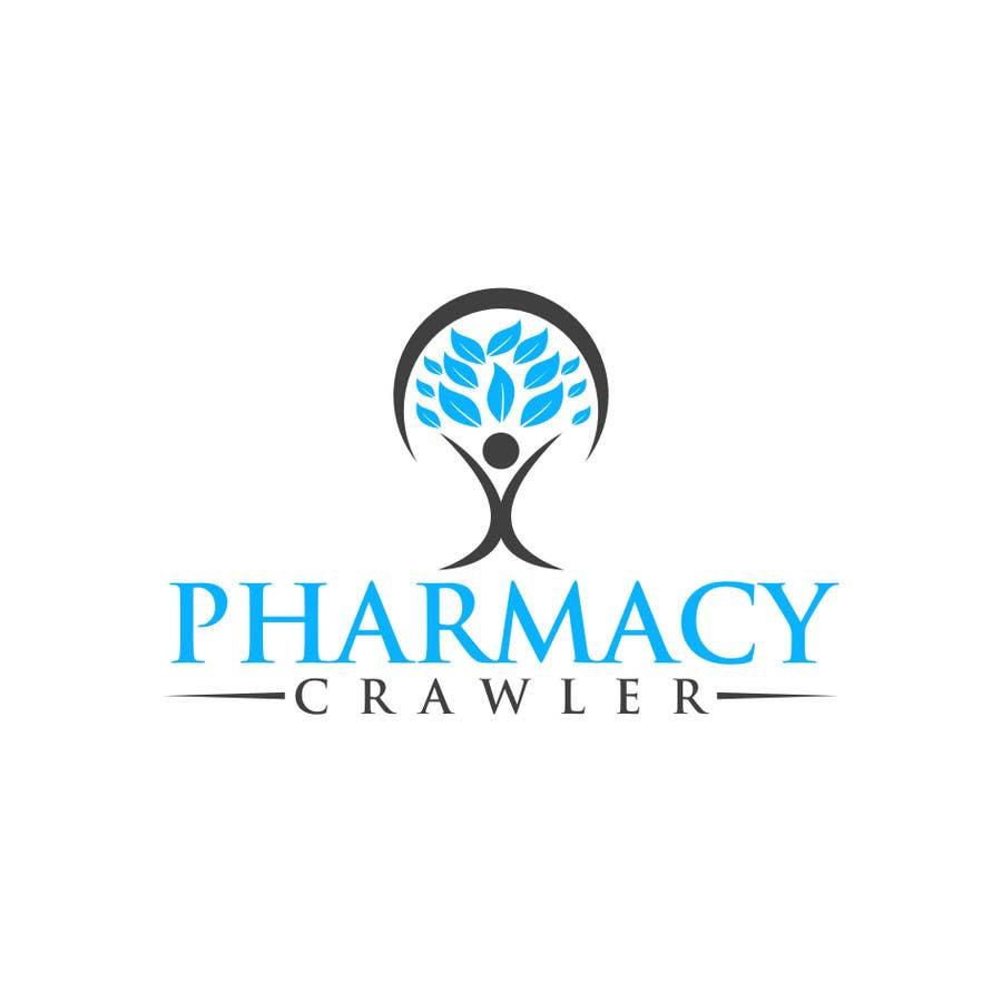 Kilpailutyö #22 kilpailussa Design a logo for a pharmaceutical product search engine