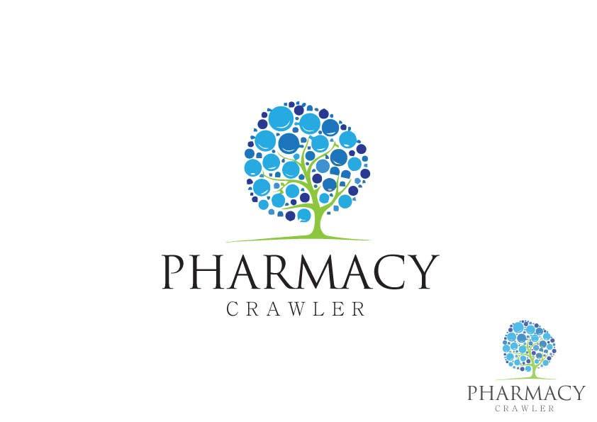 Kilpailutyö #93 kilpailussa Design a logo for a pharmaceutical product search engine